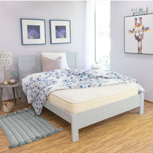 Load image into Gallery viewer, Naturepedic Organic VERSE Kids Mattress - Melon Bellies