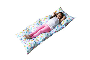 Wildkin Mermaids Pillow Lounger - Melon Bellies