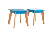 Load image into Gallery viewer, Wildkin Arts & Crafts Table - Blue - Melon Bellies