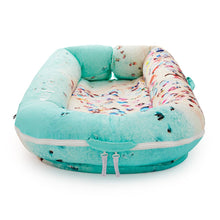 Load image into Gallery viewer, DOCKATOT® Spare Cover (Deluxe+) - Life's A Beach - Melon Bellies