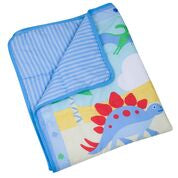 Load image into Gallery viewer, Wildkin Dinosaur Land 3 pc Bed in a Bag - Melon Bellies