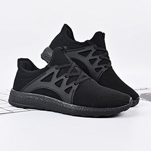 b9ab280cc829ab ZOCAVIA Mens Sneakers Ultra Lightweight Breathable Mesh Street Sport Gym  Running Walking Shoes | Shoes