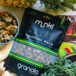 Munki Food | All Day Snacking Granola | Breakfast Ideas | Van Life