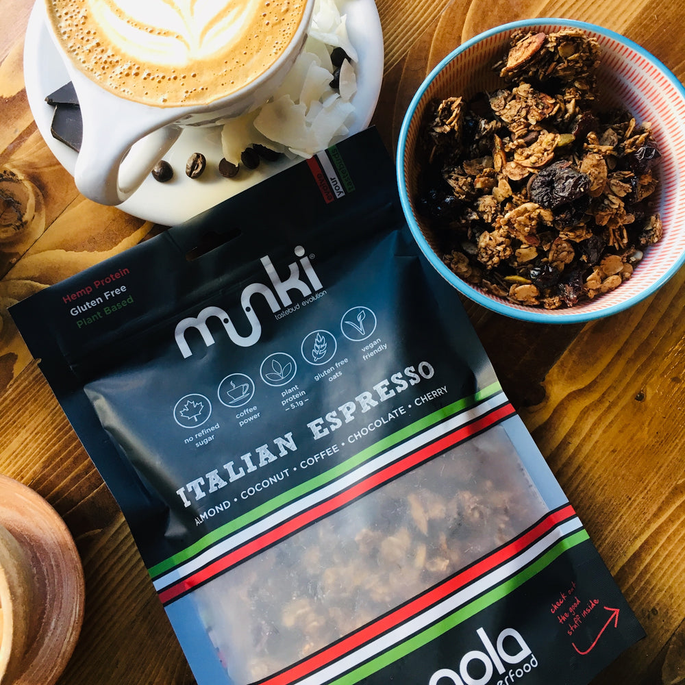Italian Espresso Superfood Granola