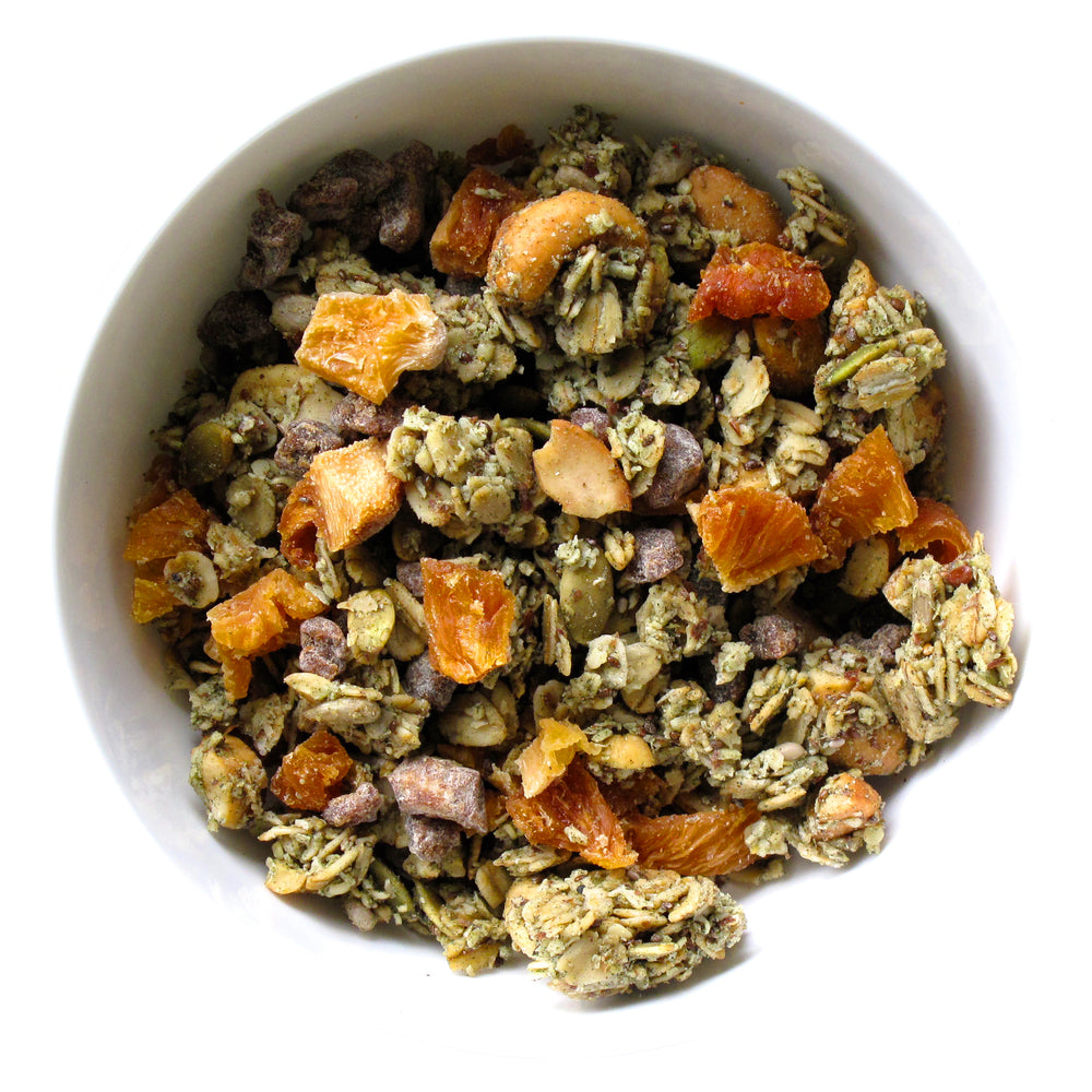 Tropical Kale Superfood Granola