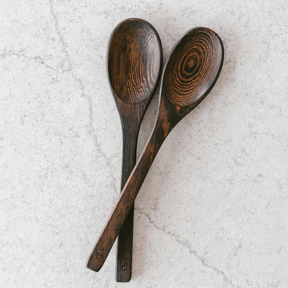 ECO FRIENDLY WOODEN BUDDHA SPOON