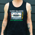 """TRAIL MIX"" TAPE - TANK TOP"