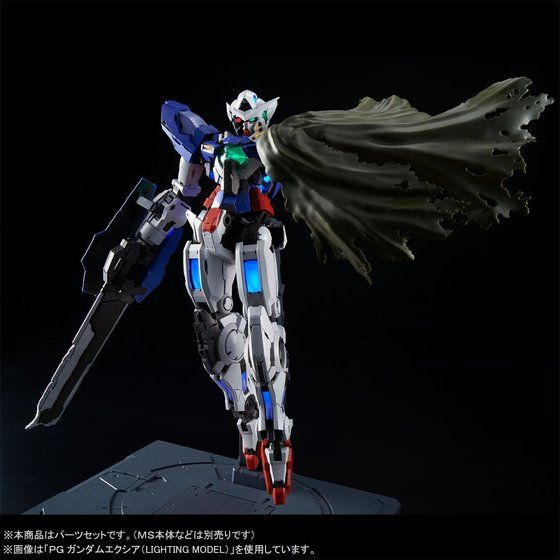 PG 1/60 Gundam Exia Repair Parts (In Stock)