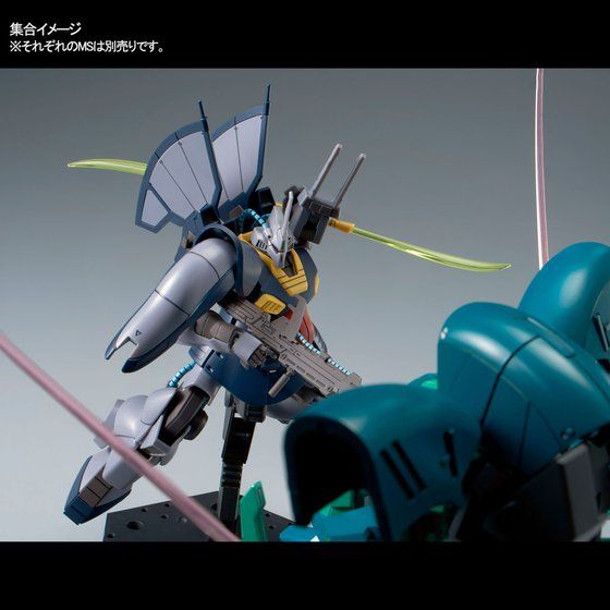 HGUC 1/144 Dijeh [Narrative Ver.]