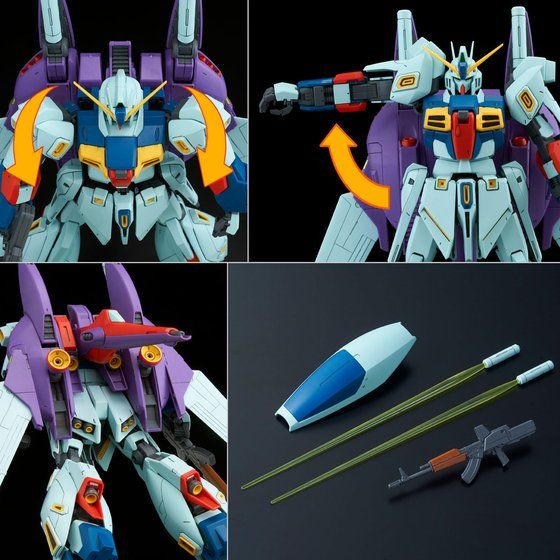 MG 1/100 Re-GZ Custom (July & August Ship Date)