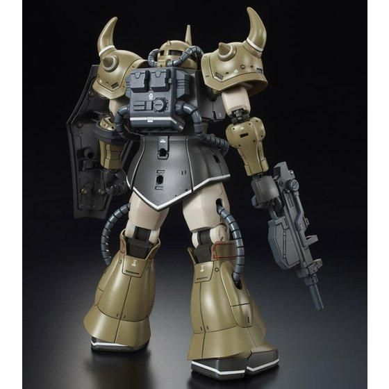"HG 1/144 Prototype Gouf (Mobility Demonstrator ""Sand color ver."")"