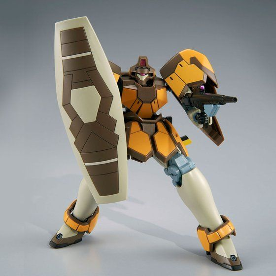HGAC 1/144 Maganac Rashid Custom + Abdul Custom (April & May Ship Date)