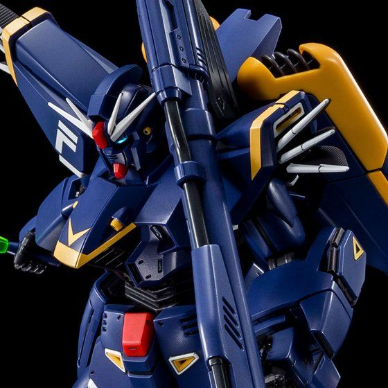 MG 1/100 Gundam F91 Ver. 2.0 [Harrison Maddin Custom] (November & December Ship Date)