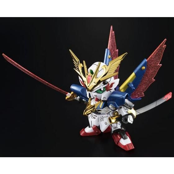 SD Legend BB Musha Victory Gundam Super Steel Ver.