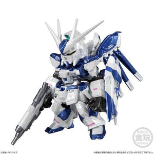 FW GUNDAM CONVERGE: CORE Hi-ν Gundam & Nightingale (Metallic Color Ver.) (April & May Ship Date)