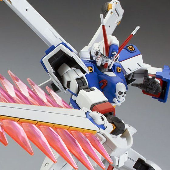 HGUC 1/144 Crossbone Gundam X3 (February & March Ship Date)