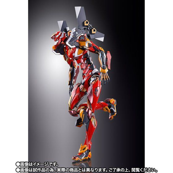 METAL BUILD EVA-02 [Production Model] [EVA2020] (December & January Ship Date)