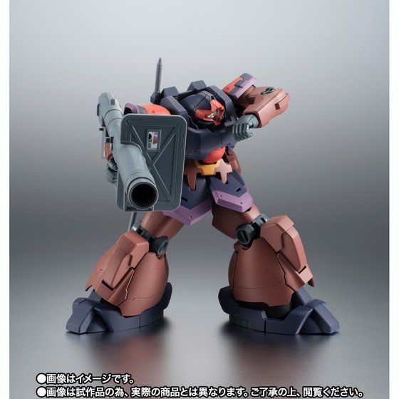 Robot Spirits (SIDE MS) YMS-09R-2 Prototype Rick Dom ZWEI ver. A.N.I.M.E. (February & March Ship Date)