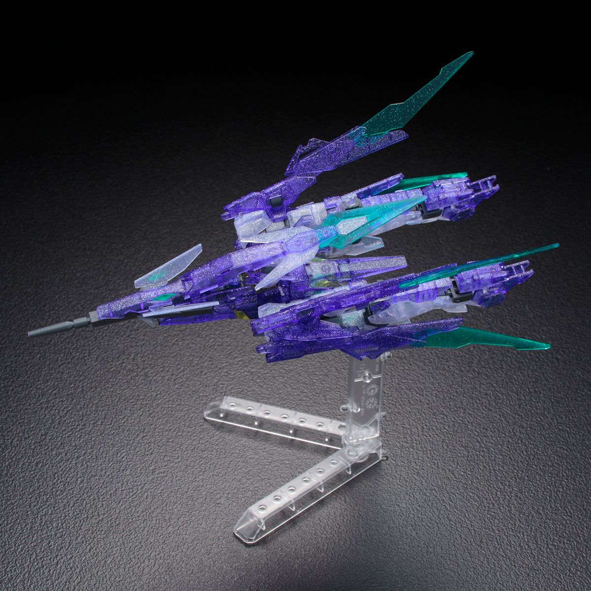 HGBD 1/144 Gundam AGE II Magnum [Dive Into Dimension Clear]