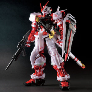 PG 1/60 Gundam Base Limited Gundam Astray Red Frame [Metallic]