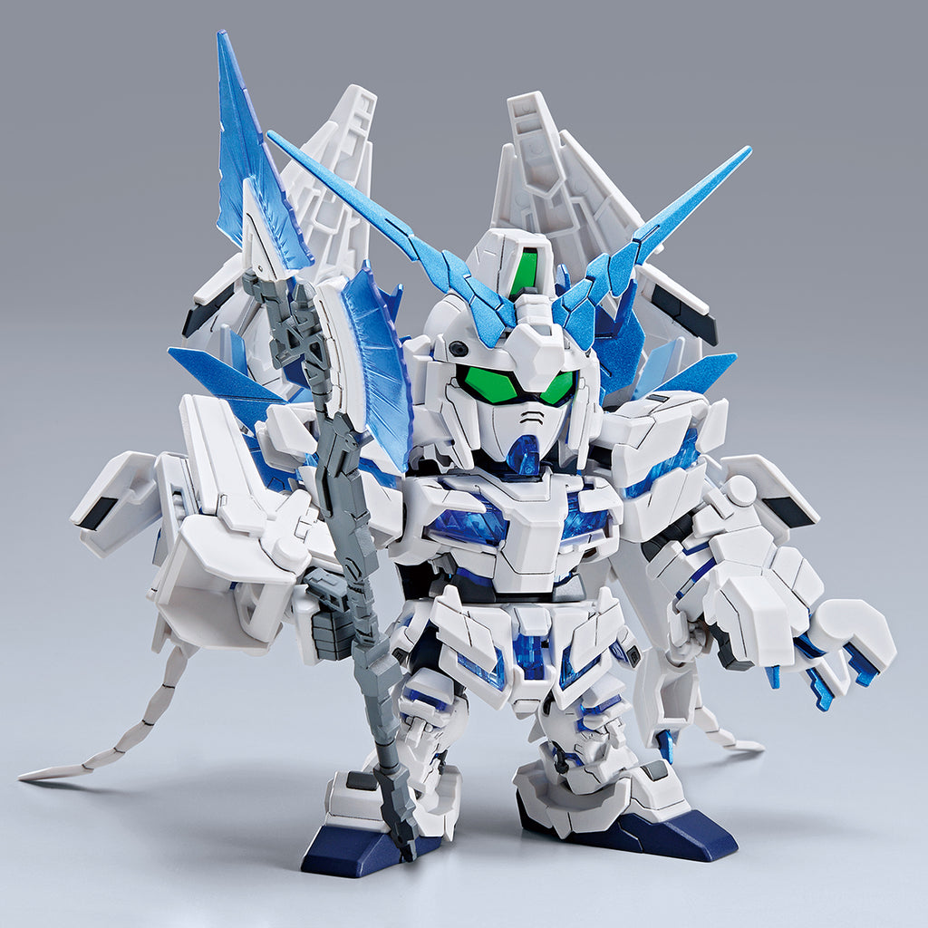 Gundam Base Limited SD BB Senshii Unicorn Gundam Perfectibility