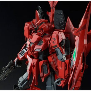 "MG 1/100 Zeta Gundam (P2 Type) ""Red Snake's Zeta"" (February & March Ship Date)"