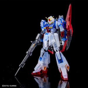 HG 1/144 Zeta Gundam [Clear Color]