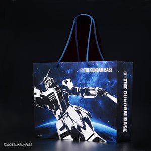 THE GUNDAM BASE Shopping Bag RX-78-2 Gundam Pattern