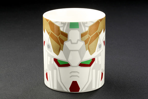 Unicorn Gundam Thermosensitive Face Mug