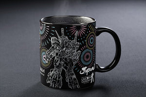Unicorn Gundam Ver.TWC Thermosensitive Hanabi Mug