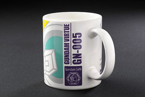 Gundam Virtue Face Mug
