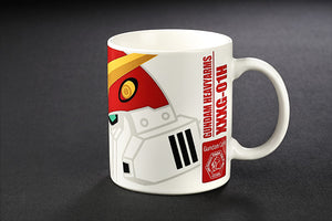 Gundam Heavyarms Face Mug