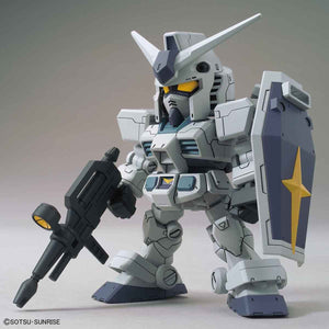 Gundam Base Limited SD RX-78-3 G-3 Gundam [Cross Silhouette Frame Ver.]