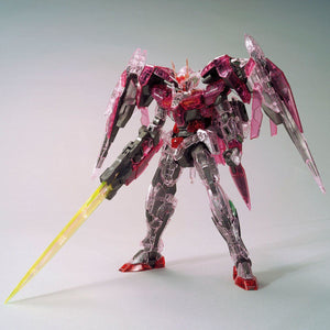 MG 1/100 Gundam Base Limited Trans-Am Raiser [Clear Color]