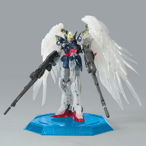 RG 1/144 Gundam Base Limited Wing Gundam Zero EW [Clear Color]