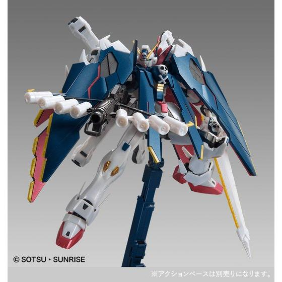 MG 1/100 Gundam Base Limited Crossbone Gundam X-1 Full Cloth [Extra Finish]