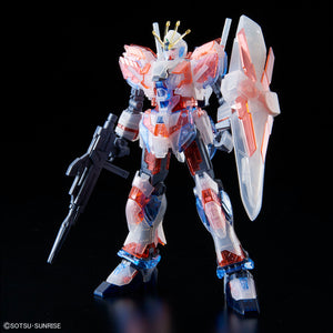 HG 1/144 Narrative Gundam C-Pack [Clear Color]