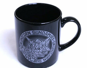 SD Banagher Links and Unicorn Gundam Mug