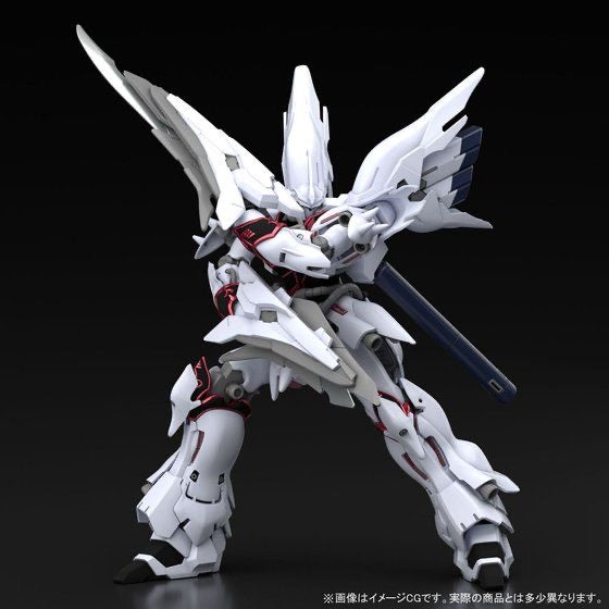 HGBF 1/144 Weiss [Weiß] Sinanju (March & April Ship Date)