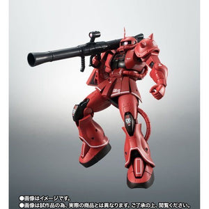 [TNT Limited Edition] ROBOT Spirits (SIDE MS) MS-06 Char's Zaku ver. A.N.I.M.E. ~ Real Markings ~ (February & March Ship Date)