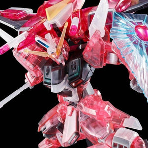 HG 1/144 Infinite Justice Gundam [Clear Color]