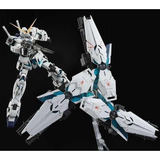 PG 1/60 Unicorn Gundam [Final Battle ver.] (August & September Ship Date)