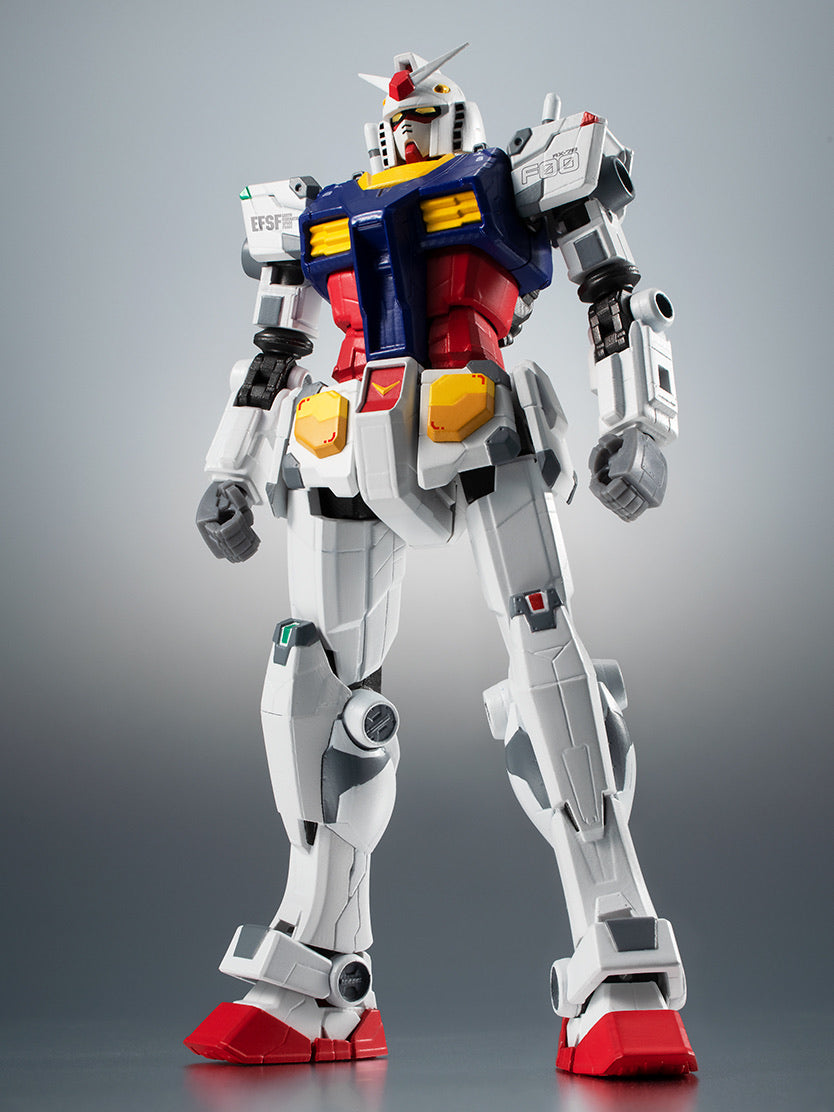 The Robot Spirits <SIDE MS> RX-78F00 Gundam
