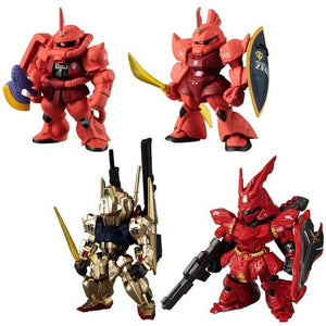 FW Gundam Converge: CORE Red Comet Trail (October & November Ship Date)