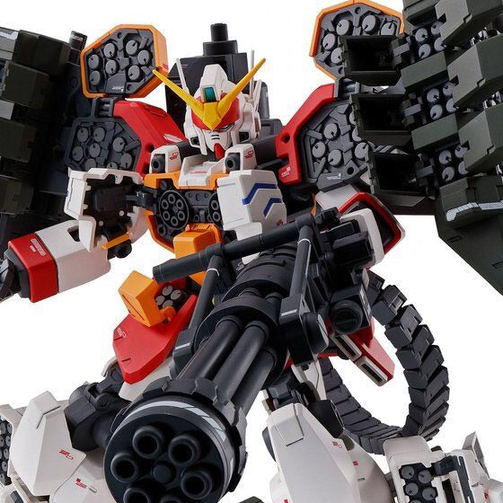 MG 1/100 Gundam Heavyarms EW [Igel Equipment] (January & February Ship Date)