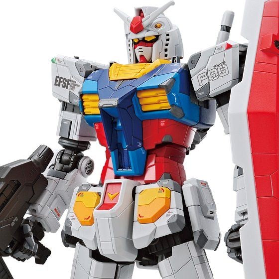 1/100 RX-78F00 Gundam (November & December Ship Date)