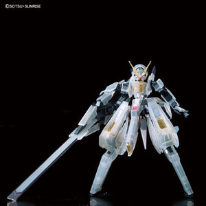 HGUC 1/144 Gundam Base Limited RX-124 Gundam TR-6 (Woundwort) [Clear Color]