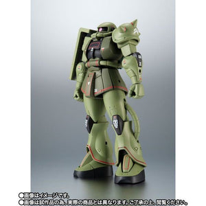 [TNT Limited Edition] ROBOT Spirits (SIDE MS) MS-06 Mass-production Zaku ver. A.N.I.M.E. ~ Real Markings ~ (February & March Ship Date)