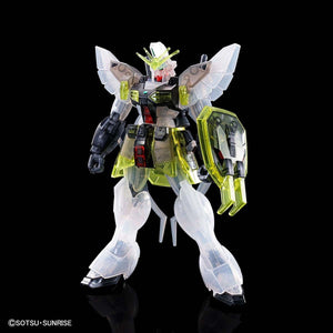 HGAC 1/144 Gundam Sandrock [Clear Color]