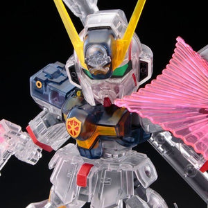 SD Cross Silhouette Crossbone Gundam X1 [Clear Color] (March & April Ship Date)